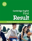 Obrazek Cambridge English First Result 2015 Student's Book with Online Practice