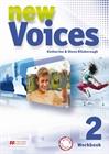 Obrazek New Voices 2 Workbook Economy Version (materiał ćwiczeniowy)