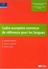 Obrazek Cadre européen commun de référence pour les langues