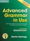 Obrazek Advanced Grammar in Use 3Ed with Answers and Interactive eBook