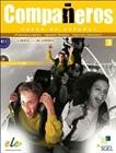 Obrazek Companeros 3 podręcznik +CD