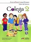 Obrazek Colega 2 podręcznik z ćwiczeniami +CD