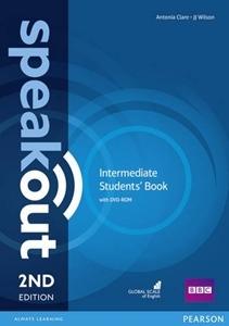 Obrazek Speakout 2ed Intermediate Student's Book and DVD-Rom
