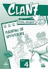 Obrazek Clan 7 con Hola, amigos! 4 ćwiczenia
