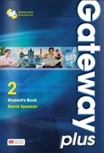 Obrazek Gateway Plus 2 (B1) Student's Book (podręcznik) Wersja wieloletnia wyd.2015
