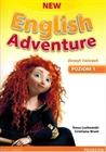 Obrazek English Adventure NEW 1 Ćwiczenia + DVD materiał ćwiczeniowy,Wydanie rozszerzone