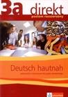 Obrazek Direkt 3A Hautnah podręcznik poziom rozszerzony z CD