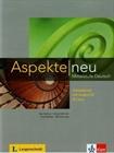 Obrazek Aspekte NEU B1+ Arbeitsbuch mit Audio-CD