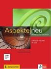 Obrazek Aspekte NEU B1+ Lehrbuch mit DVD