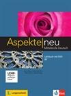 Obrazek Aspekte NEU B2 Lehrbuch mit DVD