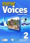Obrazek  New Voices 2 podręcznik wieloletni