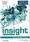 Obrazek Insight Upper-Intermediate Workbook with Online Practice wersja polska 2015