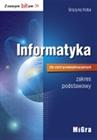 Obrazek Informatyka LO Z nowym bitem Podręcznik Zakres podstawowy