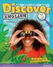 Obrazek Discover English 3 podręcznik wieloletni +MP3