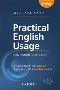 Obrazek Practical English Usage Fourth Edition Paperback with Online Access