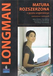 Obrazek Matura Rozszerzona Repetytorium maturalne z języka angielskiego + CD Poziom rozszerzony