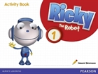 Obrazek  Ricky The Robot 1 Activity Book
