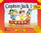 Obrazek Captain Jack 1 Plus Pupil's Book Pack