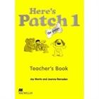 Obrazek Here's Patch the Puppy 1 Teacher's Book
