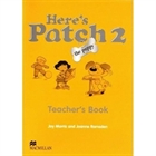 Obrazek Here's Patch the Puppy 2 Teacher's Book