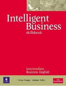Obrazek  Intelligent Business Intermediate Skills Book +CD-Rom