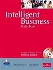 Obrazek Intelligent Business Upper-Intermediate Skills Book z CD-Rom
