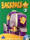 Obrazek Backpack Gold 2 Student's Book +CDR