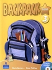 Obrazek Backpack Gold 3 Student's Book +CDR