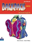 Obrazek Backpack Starter Workbook