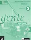 Obrazek Gente 2 Ćwiczenia + CD