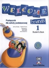Obrazek Welcome Friends 1 Student's Book +CD