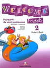Obrazek Welcome Friends 2 Student's Book +CD