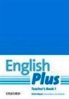 Obrazek English Plus 1 Teacher's Book