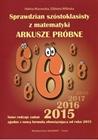 Obrazek Sprawdzian szóstoklasisty z matematyki Arkusze próbne 2015