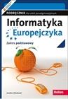 Obrazek Informatyka Europejczyka LO Podręcznik +CD-Rom Zakres podstawowy