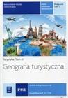 Obrazek Geografia Turystyczna -Turystyka Tom IV .podr. cz 2 .kwalifikacja T13  i T14
