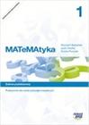 Obrazek MATeMAtyka LO 1 podręcznik zakres podstawowy