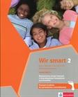 Obrazek Wir smart 2 Smartbuch - rozszerzony zeszyt ćwiczeń + DVD wyd.2016