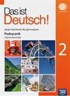 Obrazek Das ist Deutsch 2 podręcznik + 2 CD