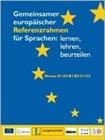 Obrazek Gemeinsamer Europaischer Referenzrahmen Fur Sprachen:lernen,lehren, beurteilen/NiveauA1-A2-B1-B2-C1-C2
