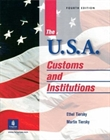 Obrazek USA Customs and Institutions 4Ed