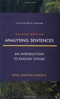 Obrazek Analysing Sentences: An Introduction to English Syntax