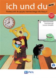 Obrazek Ich und du Neu Klasa 1 podręcznik wieloletni NPP