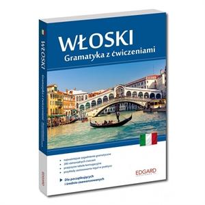 Obrazek EDGARD Włoski Gramatyka z ćwiczeniami