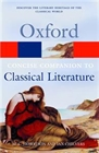 Obrazek Concise Oxford Companion to Classical Literature