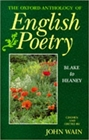 Obrazek Oxford Anthology of English Poetry: Blake to Heaney v.2