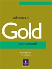 Obrazek Advanced Gold Coursbook