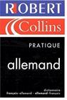 Obrazek Le Robert and Collins pratique allemand. Dictionnaire francais-allemand et allemand-francais