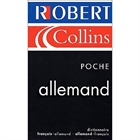 Obrazek Le Robert and Collins. POCHE Allemand-Nouvelle edition-dictionnaire francais-allemand-allemand-francais