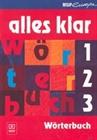 Obrazek Alles Klar Woreterbuch słownik niemiecki